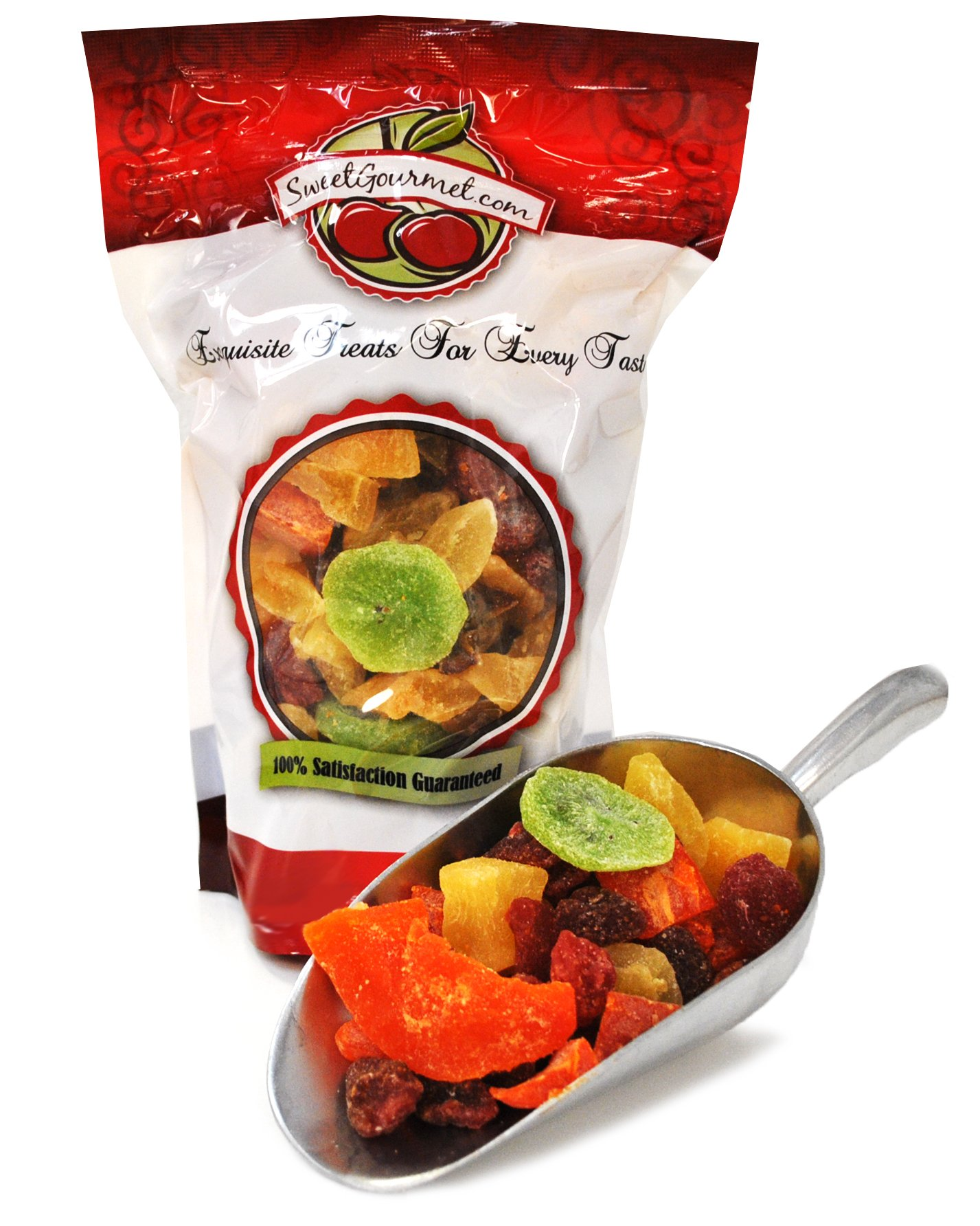 Tropical Dried Fruit Salad 1.5 Lb by SweetGourmet (Image #1)