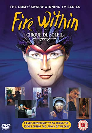 dvd cirque du soleil varekai avi