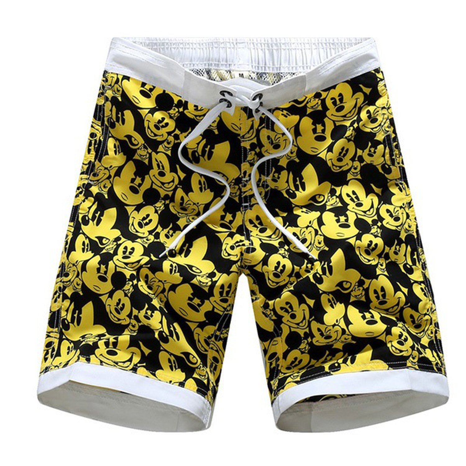 7-14yrs Camouflage Boys Beach Shorts New Fashion Beach Shorts Summer Children Swim Shorts Surf Campaign Quick