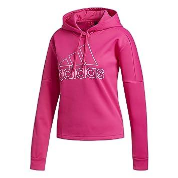 adidas Damen Athletics Team Issue Pullover Hoodie