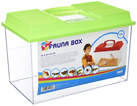 Savic Fauna Box - Transportín, 10L