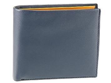Visconti Slim Bifold Leder Wallet Für Kreditkarten Notizen Münzen