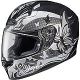 HJC FG-17 Flutura Full-Face Motorcycle Helmet (MC-5, Small)