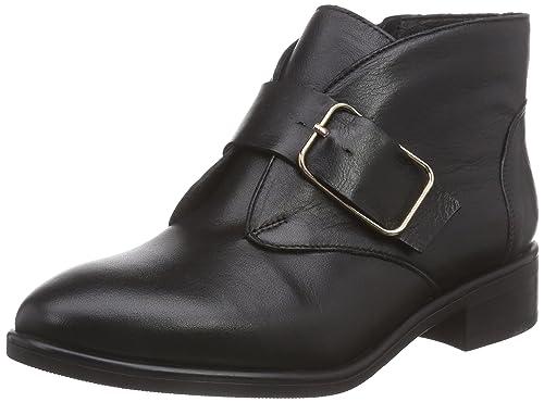 Merano 475071 Empreintes - Chaussures Avec Femmes Boucle En Cuir, Couleur Beige, Taille 36