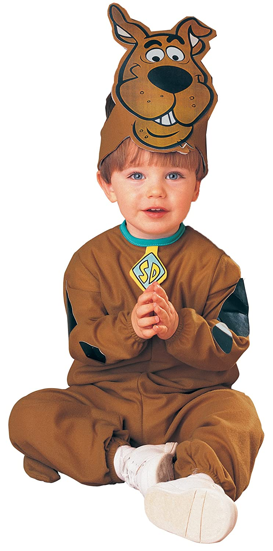 Rubie's Costume, Scooby-Doo Costume, Size Style Scooby Print 6-12 Months Costume Rubies Costumes - Apparel 11834INFT