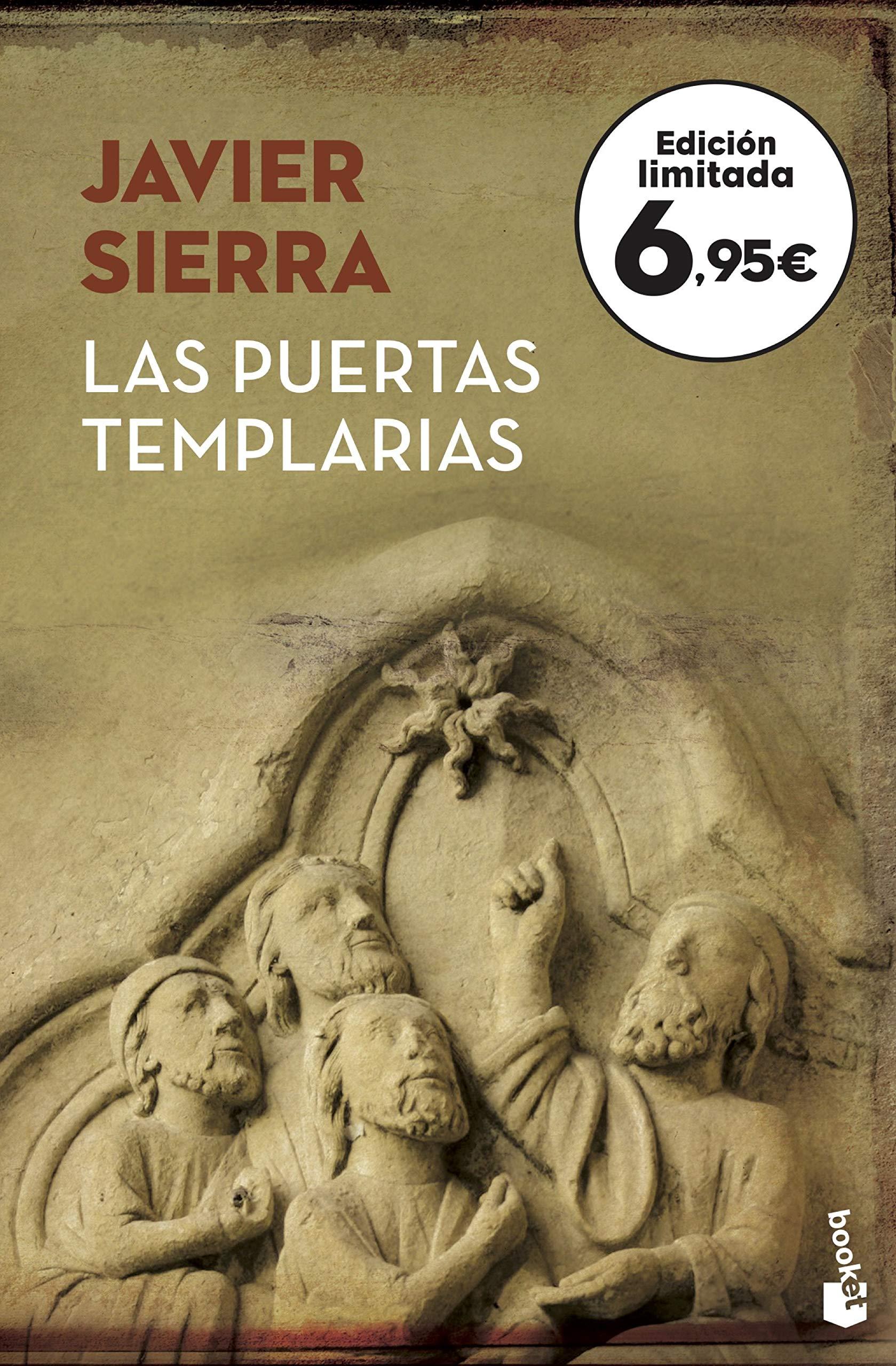 Las puertas templarias (Verano 2020): Amazon.es: Sierra, Javier: Libros