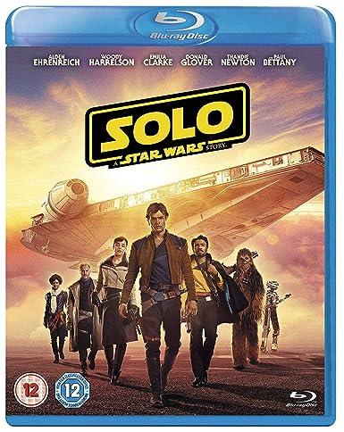 Solo: A Star Wars Story 2018  Region Free