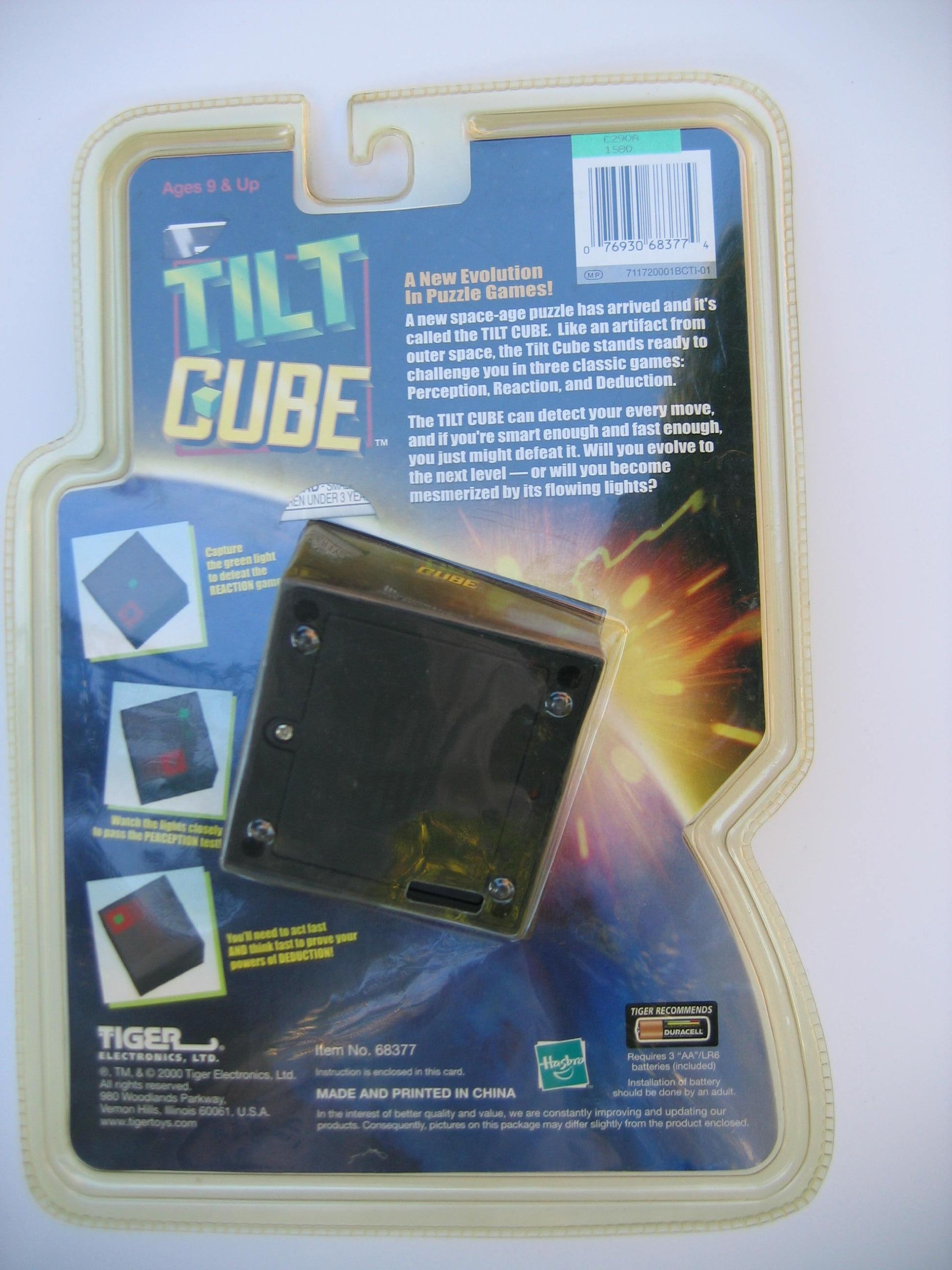TILT CUBE : A New Evolution in Puzzle Games by Hasbro (Image #2)