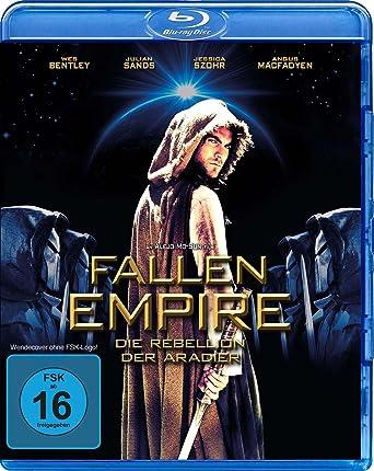 Bildergebnis für fallen empire die rebellion  bluray