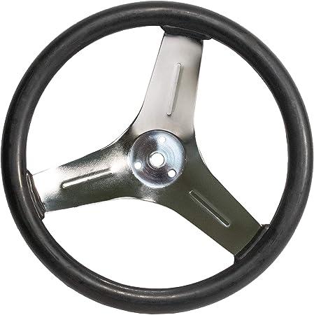 Maxpower 9396 12-Inch Steering Wheel for Go-karts