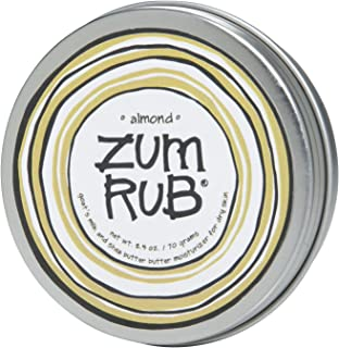 product image for Zum, Body Rub Shea Moist Almond, 2.5 Ounce