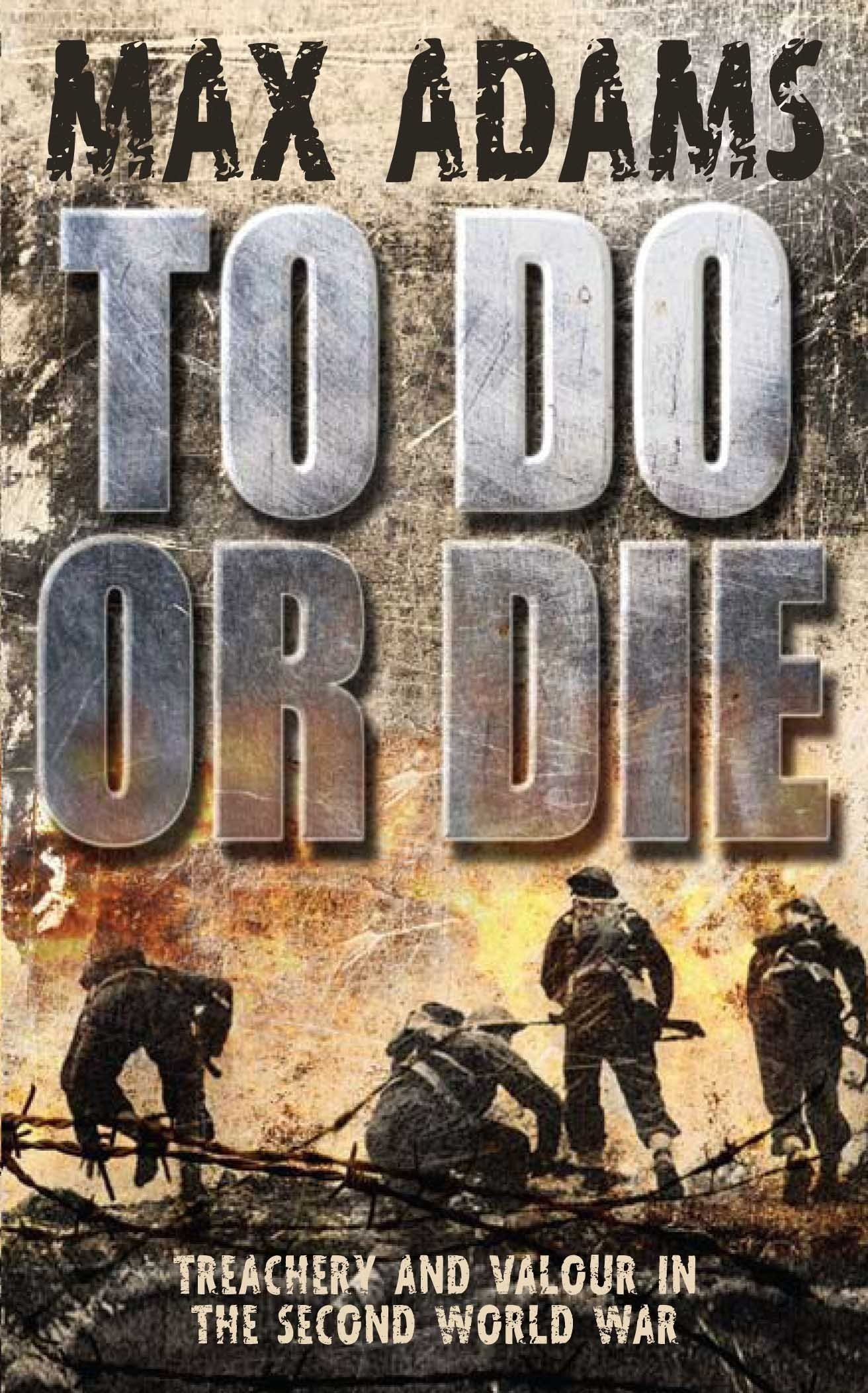 To Do or Die (Eddie Dawson)