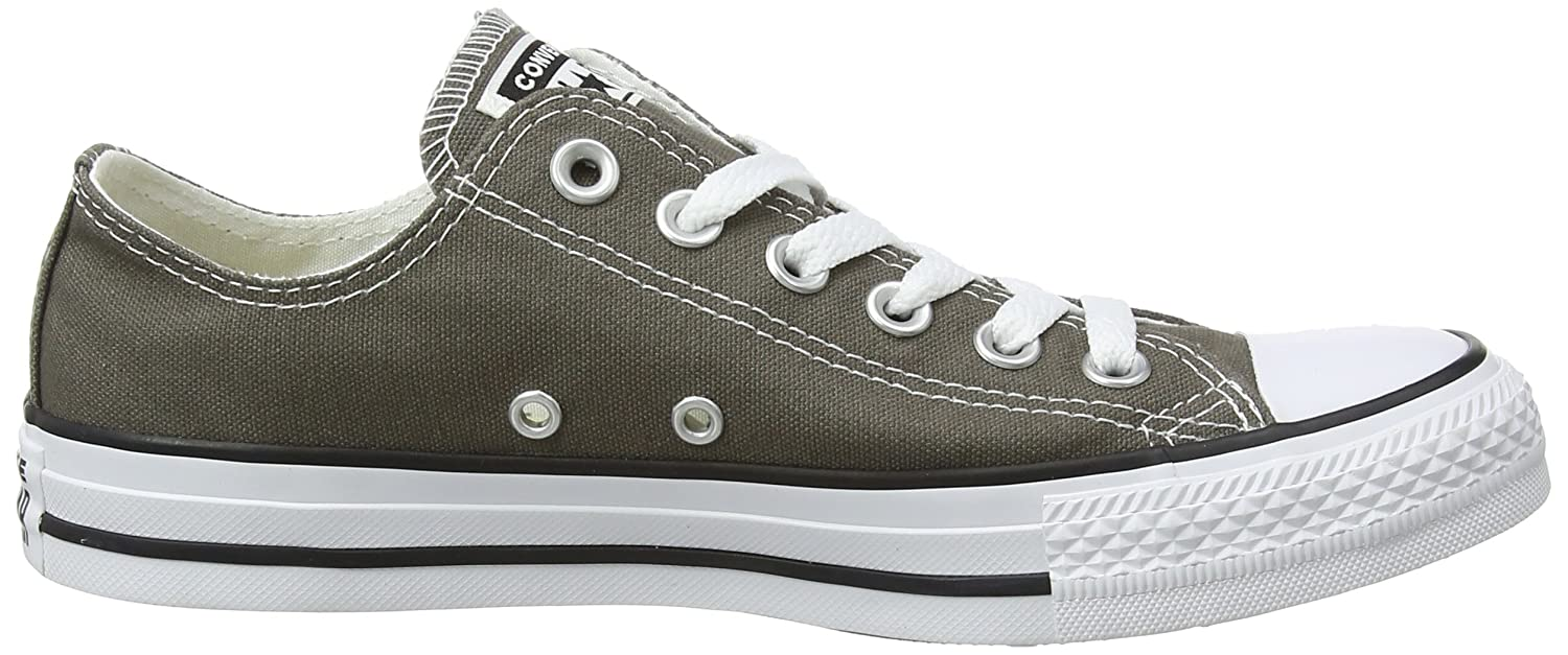 Converse Chuck Taylor All Star Canvas Low Top Sneaker US B000OLVQXA 5 US Men/7 US Sneaker Women|Charcoal c68b04