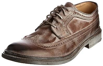 FRYE Men's James Wingtip Oxford,Brown-84625 8 ...