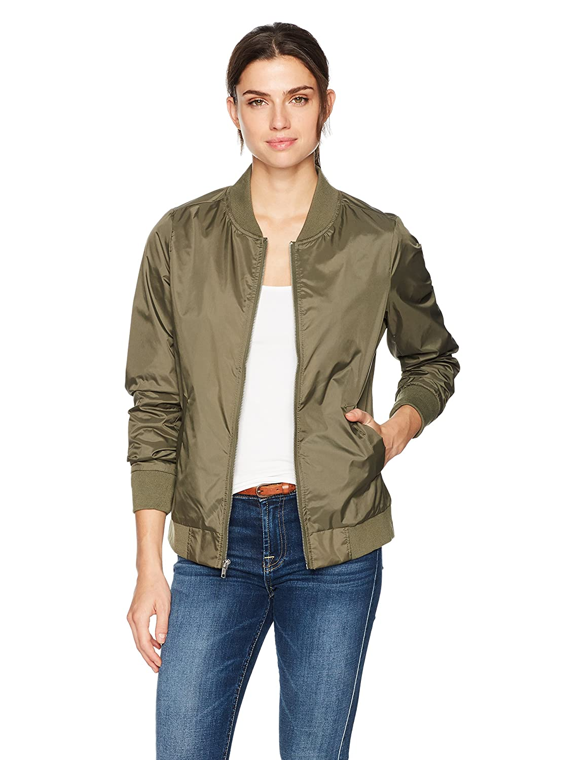 Charles River Apparel Women's Boston Flight Jacket 5824
