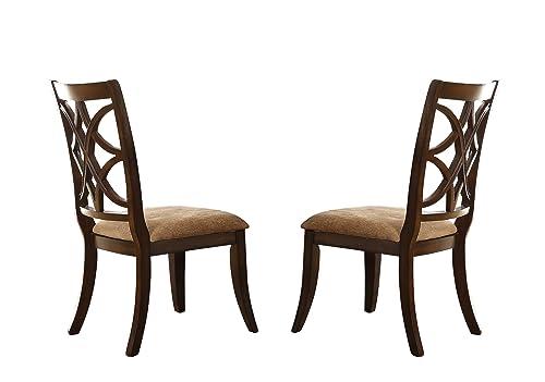Homelegance Keegan Sophisticated Dining Chair
