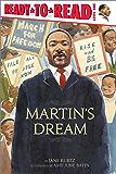 Martin's Dream (Ready-To-Read - Level 1) (English Edition)