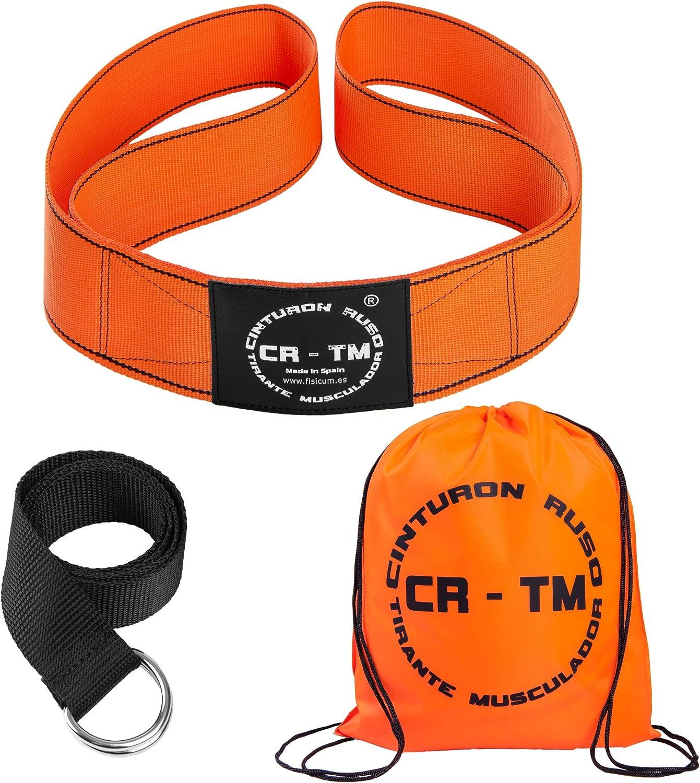 Cinturon Ruso CR-TM Tirante Musculador Amateur Plus