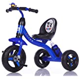 Toyhouse Titan Tricycle with Water Bottle, Blue