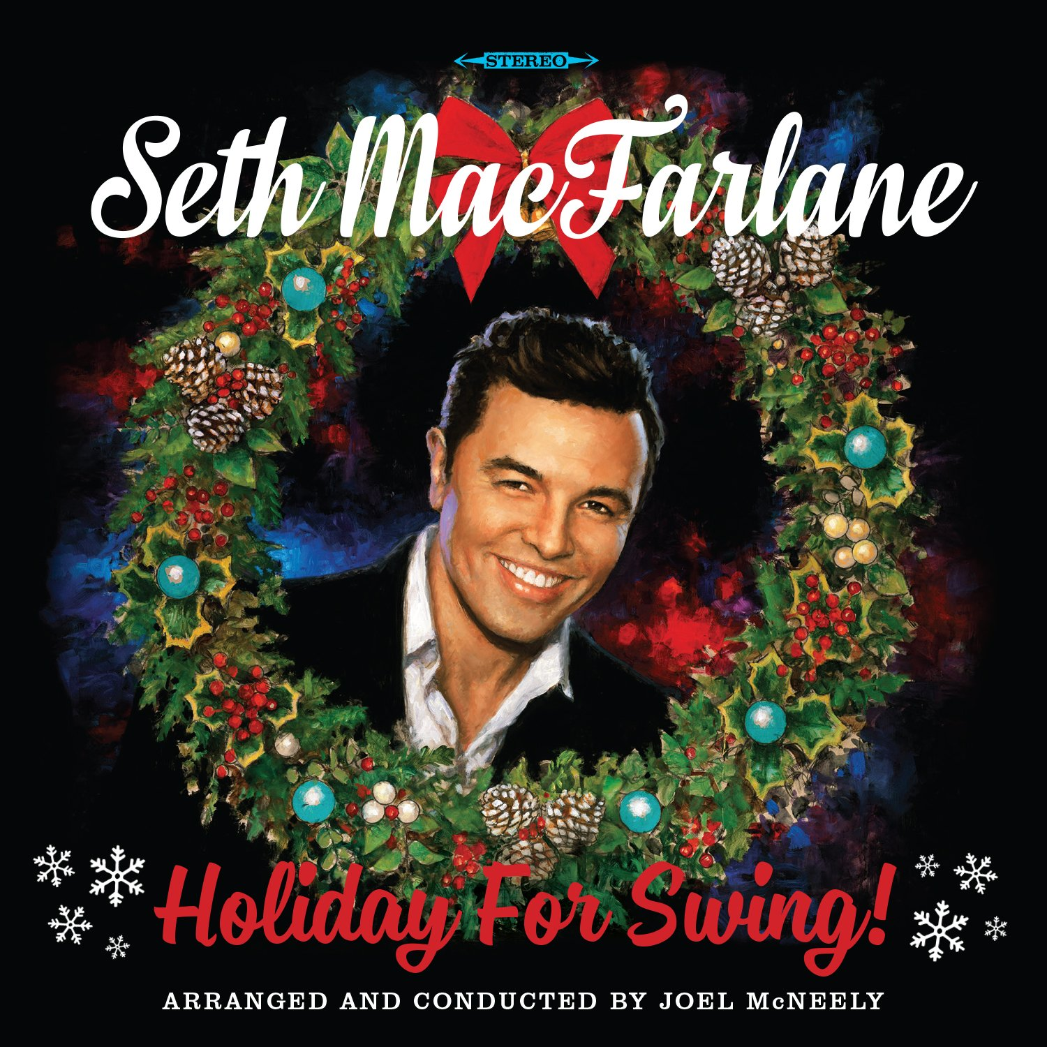 Seth Macfarlane - Holiday For Swing - Amazon.com Music