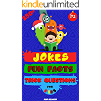 250+ Jokes, Fun Facts & Trick Questions For Kids: Collection of Jokes, Interactive Riddles/Brain Teasers and Interesting Facts for Kids Ages 6-12 (Hilario's Books for Kids Vol.2) (English Edition)