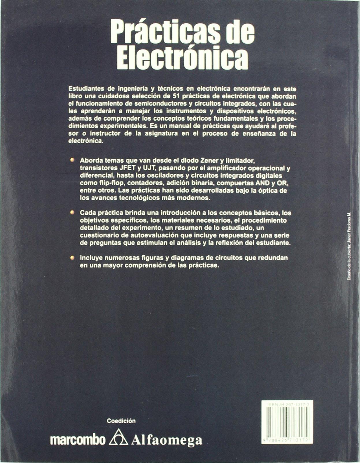 Prácticas de electrónica: Zbar, Miller Malvino: 9788426713179: Amazon.com: Books
