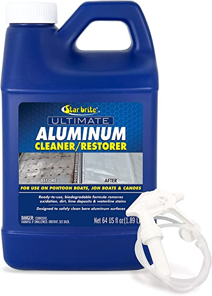 STAR BRITE Ultimate Aluminum Cleaner & Restorer