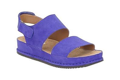 0a63413f7 Clarks Women s Alderlake Sun Cobalt Blue Fashion Sandals - 3.5 UK India (36  EU