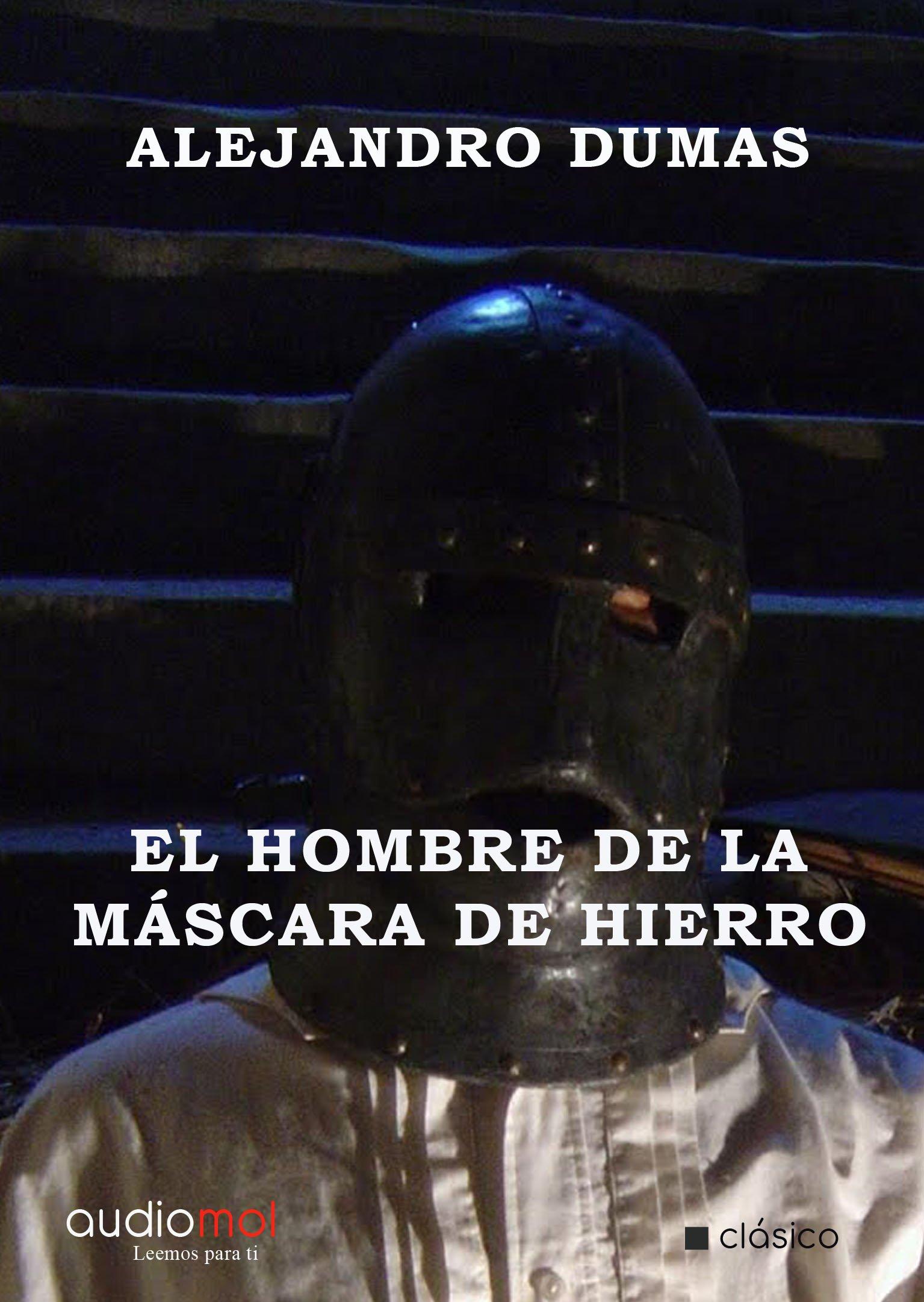 El hombre de la máscara de hierro.Audiolibro.Cd Mp3: Amazon.es: Alejandro Dumas: Libros