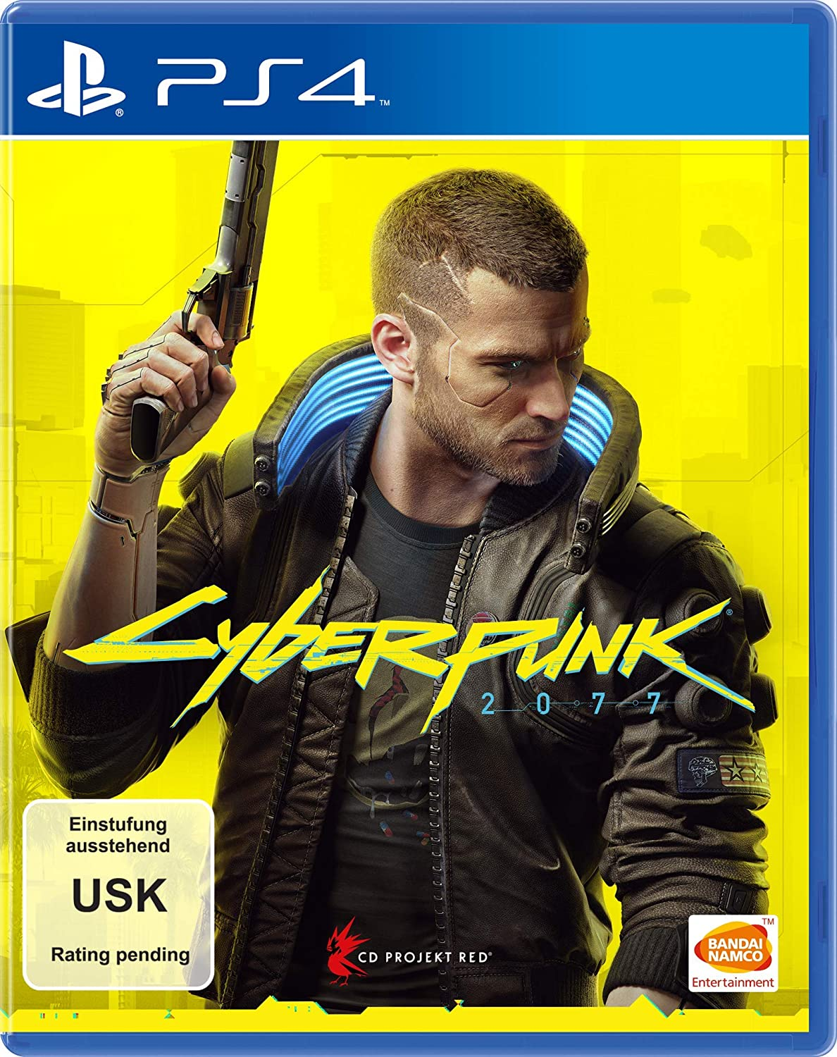 Cyberpunk 2077 Limited Edition PS4