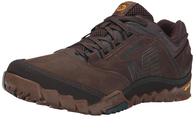 Amazoncom  Merrell Mens Annex Walking Shoe Clay 75 M US  Fashion  Sneakers