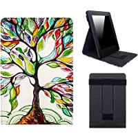 WALNEW Stand Case for Kindle Paperwhite - Auto Sleep/Wake Vertical Standing Flip Cover with Hand Strap Fits All Kindle Paperwhite Version Up to 2017 ( Will Not Fit All-new Paperwhite 10th Generation 2018)