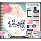Me & My Big Ideas Life Is Beautiful Undated 12-Month Big Planner Box Kit