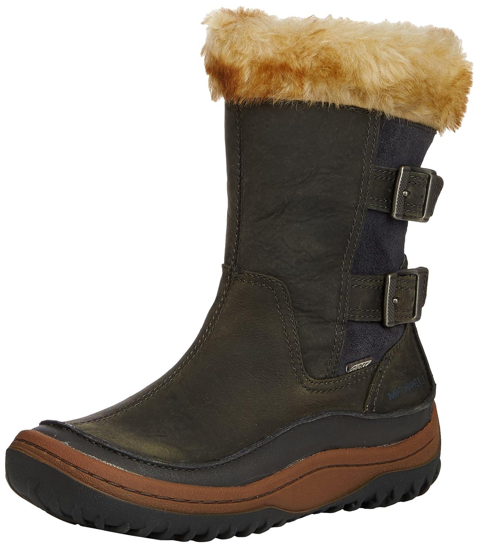 6cb9782d98 Amazon.com | Merrell Women's Decora Chant Waterproof Winter Boot ...