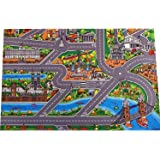 GIANT LONDON PLAYMAT - a fun addition for the bedroom, playroom, nursery or class room