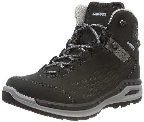 bb7e4377bd Lowa Women s Locarno GTX Qc High Rise Hiking Boots  Amazon.co.uk ...
