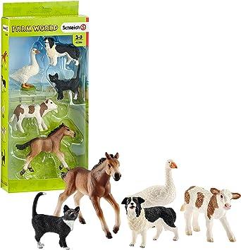 Schleich Farm World Animals