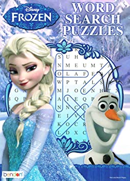 Disney Princess word Search Puzzles Level 2 by Greenbriar International