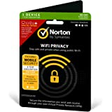 Norton Wi-Fi Privacy and Mobile Security 2019|Wi-Fi|1 Device|1 Year|PC/Andriod/Mac/iPhones/iPads|Download