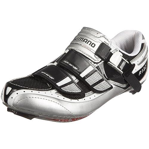 Shimano BR132L38 - Zapatillas de ciclismo para hombre, color blanco, talla 37.5-38 EU / 4 UK: Amazon.es: Zapatos y complementos