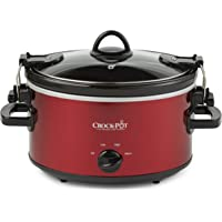 Crock-Pot SCCPVL400-R 4-Quart Cook and Carry Slow Cooker