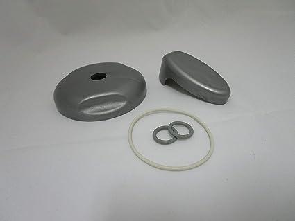 Kit Jacuzzi.Diverter Valve 4 Kit Jacuzzi Premium Spa O Rings Cap Handle Hot Tub