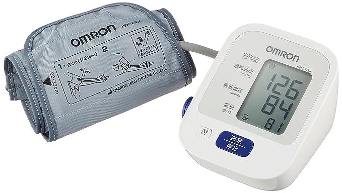 Omron electronic Sphygmomanometer superior - Tensiómetro de brazo Winding tipo hem-7123: Amazon.es: Hogar
