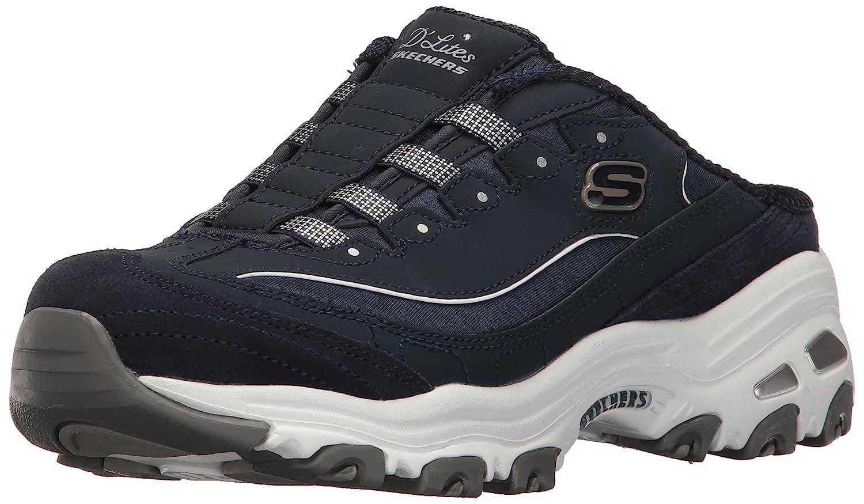 ed938bfd34c Skechers Sport Women's D'Lites Slip-On Mule Sneaker: Buy Online at Low  Prices in India - Amazon.in