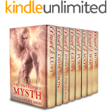 The Empress of Mysth (The Complete Series): An Alpha Alien Sci-fi Romance & Fallen Angel Paranormal Series