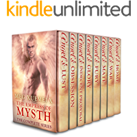 The Empress of Mysth (The Complete Series): Fae & Fallen Angel Paranormal Romance