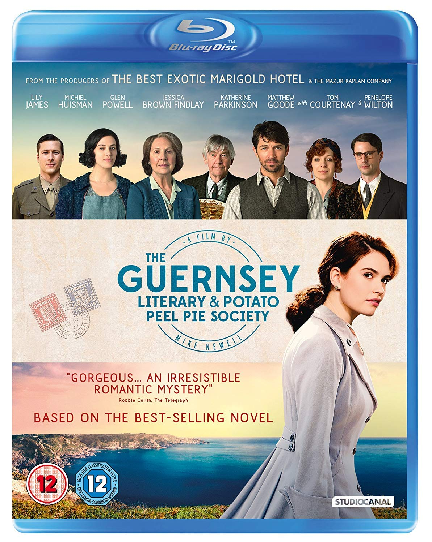 The Guernsey Literary And Potato Peel Pie Society [Blu-ray] [2018]