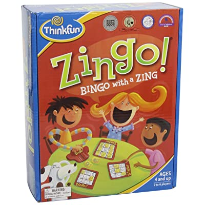 Zingo!: Bingo With a Zing: Toys & Games