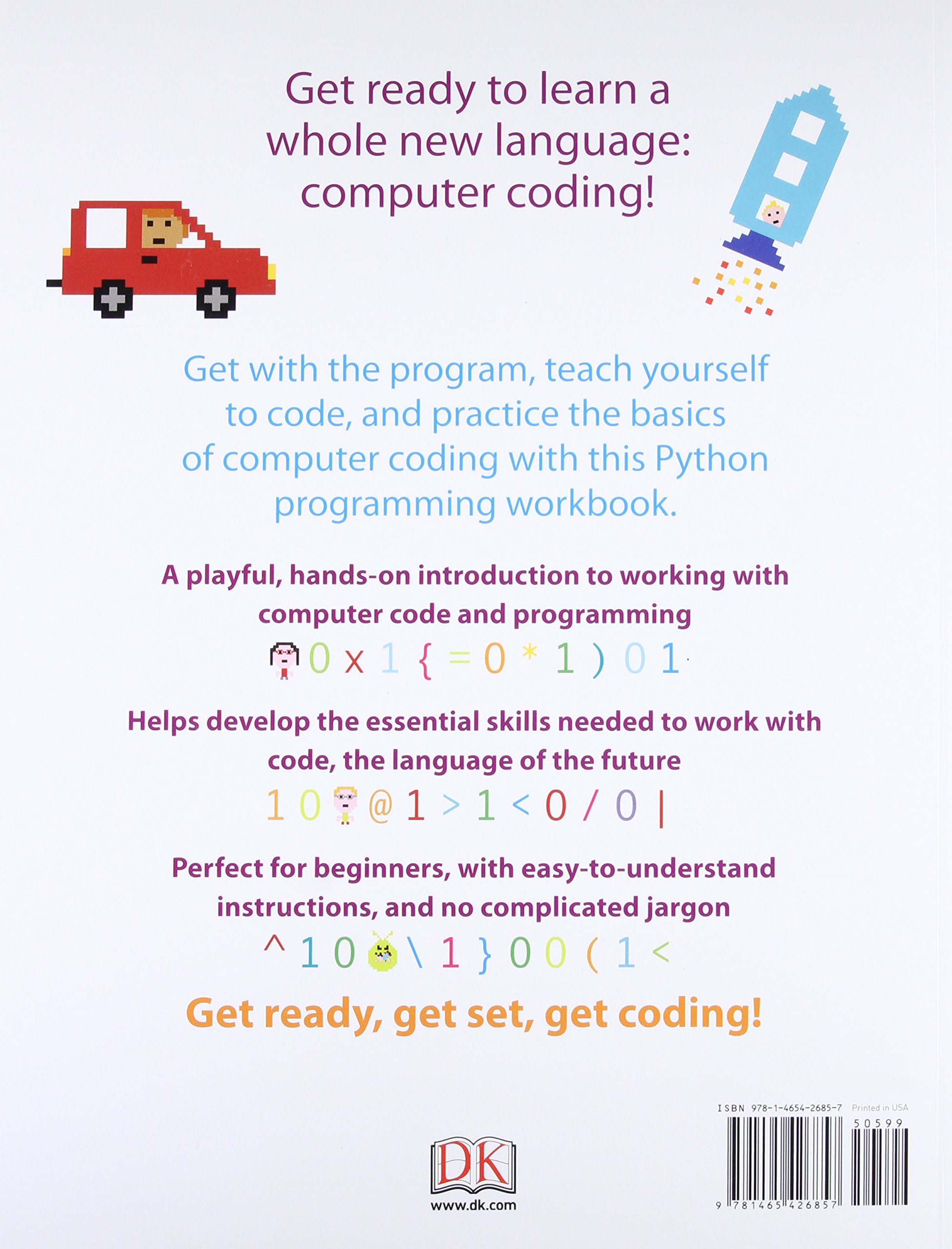 DK Workbooks: Computer Coding: An Introduction to Computer