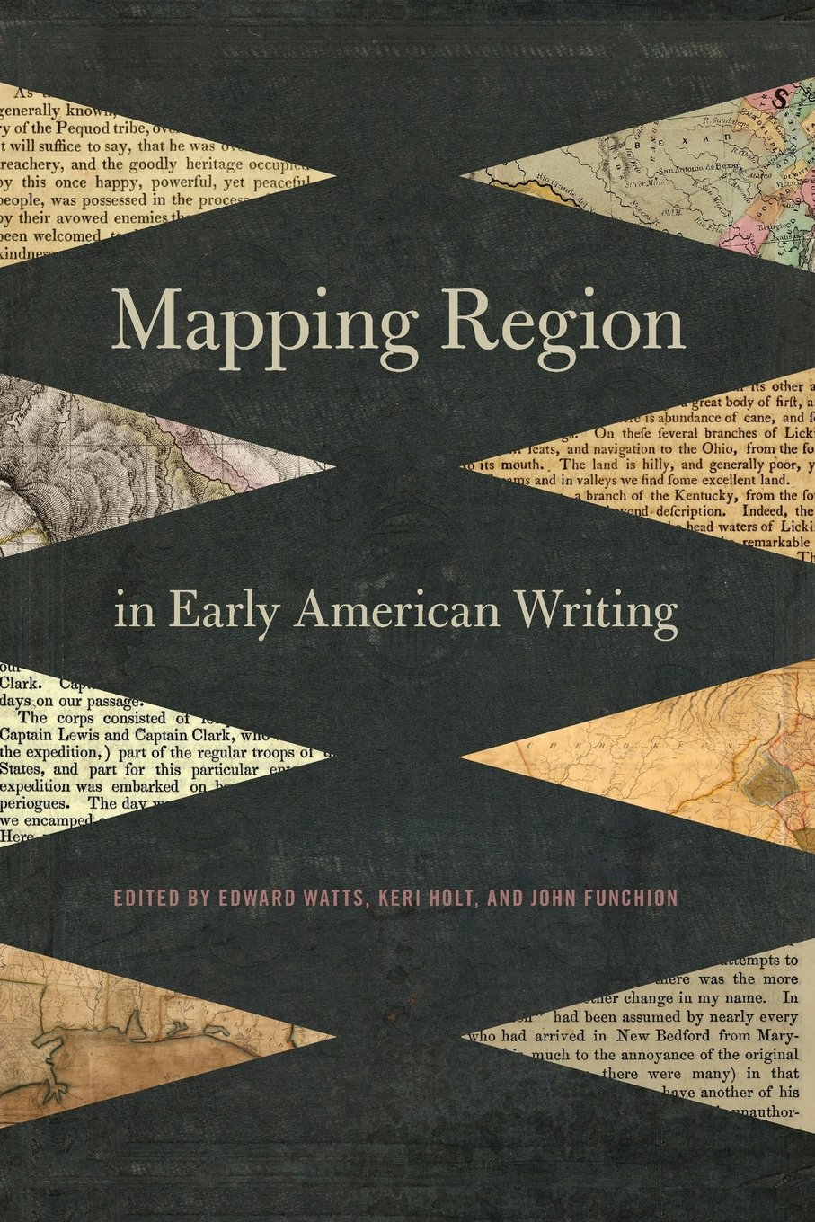 Mapping Region in Early American Writing pdf